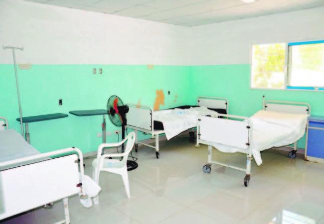 El hospital de Luperón necesita médicos, equipos y enfermeras